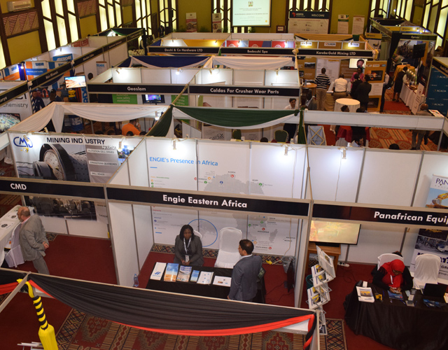 Jiji Ventures Limited Services - EXHIBITION BOOTH CONSTRUCTION