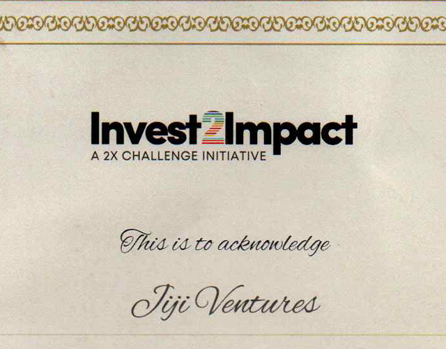 Jiji Ventures Limited Services - Invest 2 Impact Official winners 2019